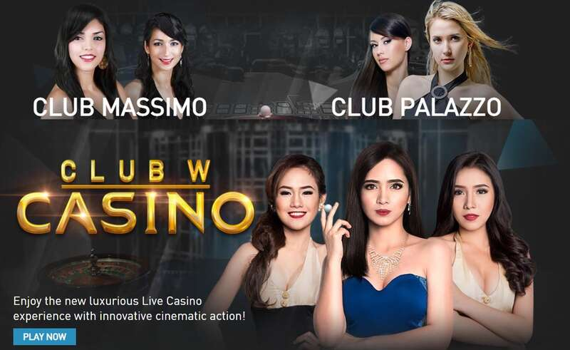 Luxurious Live Casino Gaming Only at WW88 Club