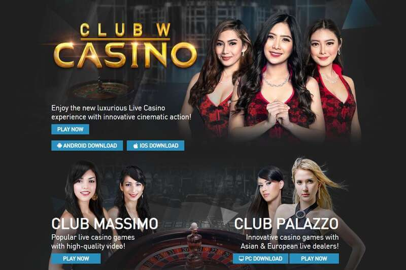 Want The Real Casino Experience Play Live Casino W88 Now