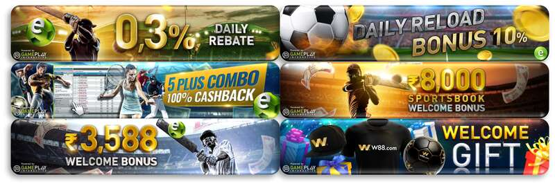 Indian Bookies More Rewarding with W88 In