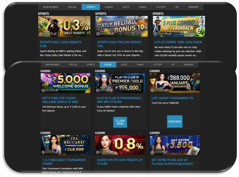 The Best Promotions for Sportsbook and Online Casino