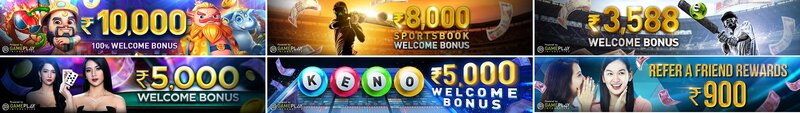 W88 India - New Member Promotions - Welcome Bonuses