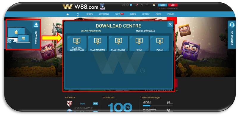 Desktop Gaming Experience with W88 Desktop