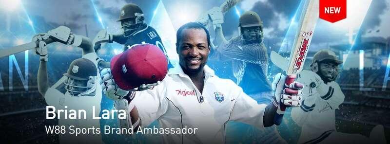 India's Best Sportsbook - W88 Online Sports - Brand Ambassador