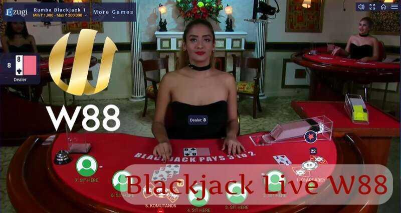 Enjoy Blackjack Live Online in Different Live Casino Clubs