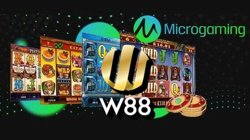 Microgaming Review Features of Microgaming Games in W88