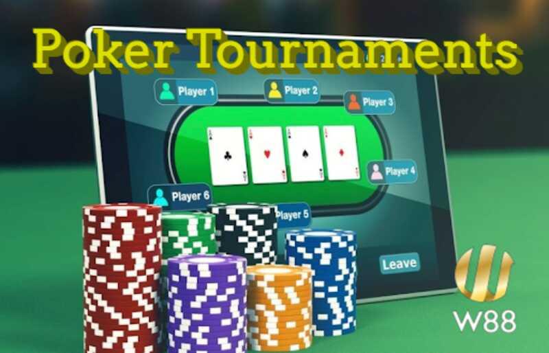 List of 2021 Tournaments Online Poker Games That Make Money