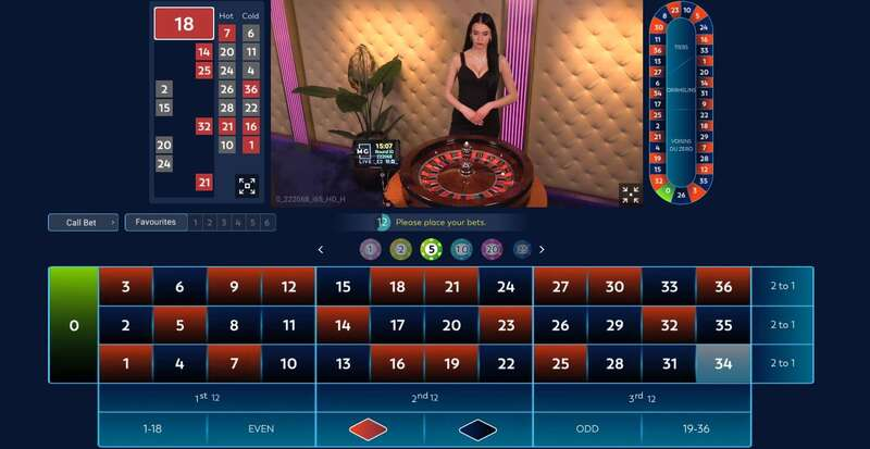 Roulette Online Game - The Basic of the Game - Club Massimo