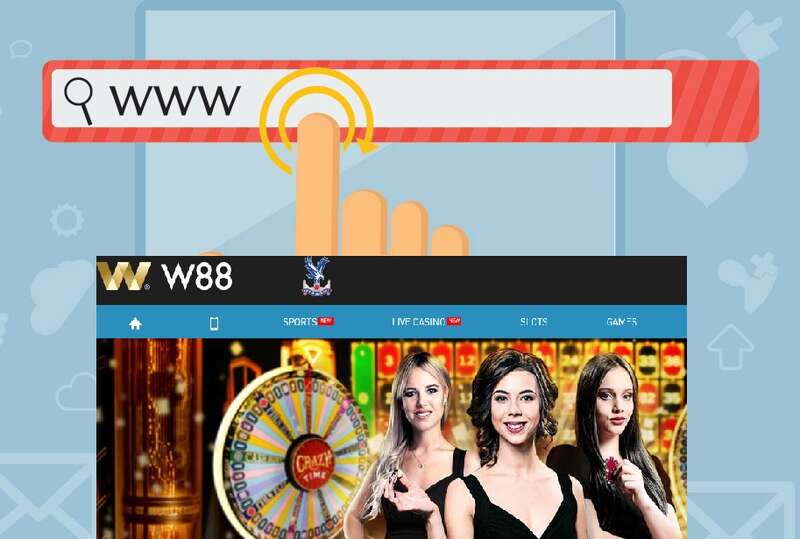 W88 Link for the Ultimate Online Casino and Sportsbook is Here