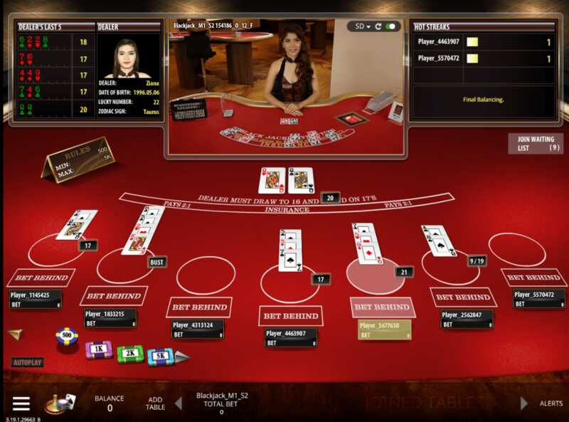 Discover How to Play Blackjack in W88