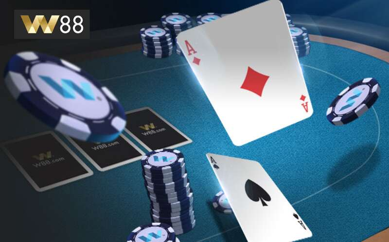 Go All-in to Garner Extreme Payout from Play Poker at W88