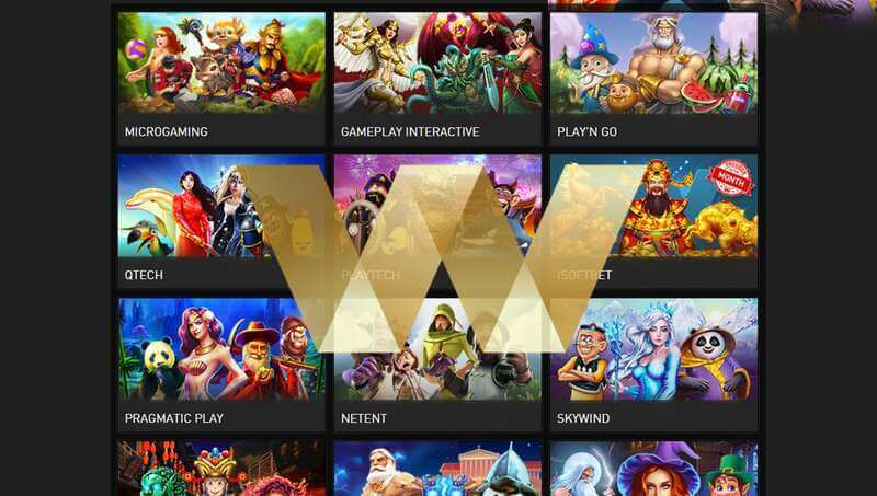 Slot Game W88 - Gigantic Collection of Games
