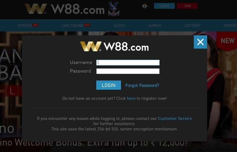 Fantastic Experience with Every W88 Login